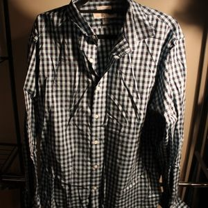 Men's Old Navy Plaid Button Down